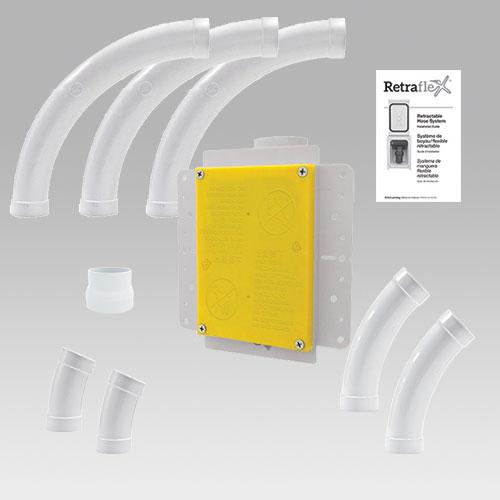Kit d'installation Rétraflex ITL