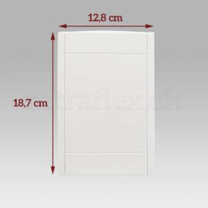Porte Retraflex II Dimensions